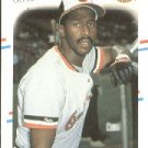 1988 Fleer #575 Mike Young