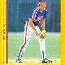 1988 Score #624 Kevin Elster