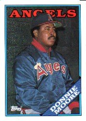 1988 Topps #471 Donnie Moore ( Baseball Cards )