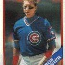 1988 Topps #642 Bob Dernier ( Baseball Cards )