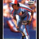 1989 Donruss #106 Dave Martinez