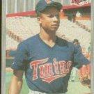 1989 Fleer #126 Fred Toliver