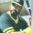 1989 Fleer #19 Dave Parker
