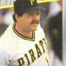 1989 Fleer #213 Mike LaValliere