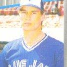 1989 Fleer #245 Todd Stottlemyre