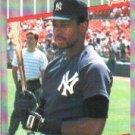 1989 Fleer #265 Willie Randolph