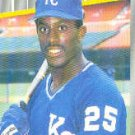 1989 Fleer #296 Gary Thurman