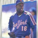 1989 Fleer #36 Dwight Gooden