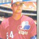 1989 Fleer #373 John Dopson