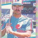 1989 Fleer #392 Luis Rivera