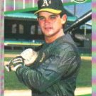 1989 Fleer #8 Mike Gallego