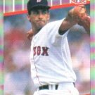 1989 Fleer #80 Mike Boddicker