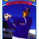 1989 K-Mart #8 Damon Berryhill