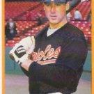 1990 Fleer #181 Bob Melvin