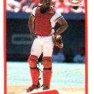 1990 Fleer #256 Tony Pena