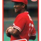 1990 Fleer #430 Jose Rijo