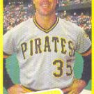 1990 Fleer #466 Jim Gott