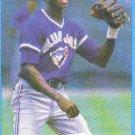 1990 Fleer #80 Tony Fernandez