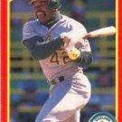 1990 Score #325 Dave Henderson