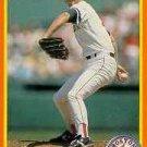 1990 Score Rookie / Traded #47T Daryl Boston - New York Mets (Baseball Cards)