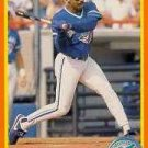 1990 Score Rookie/Traded #81T Derek Bell RC