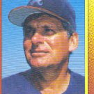 1990 Topps Traded #23T Bobby Cox MG