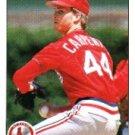 1990 Upper Deck #523 Cris Carpenter