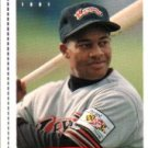1991 Classic/Best #198 Damon Buford