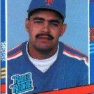 1991 Donruss #39 Julio Valera