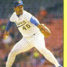 1991 Fleer Update #32 Edwin Nunez