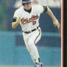 1991 Score #249 Brady Anderson