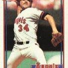 1991 Topps #153 Bryan Harvey ( Baseball Cards )