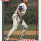 1991 Topps #376 Mike Harkey ( Baseball Cards )