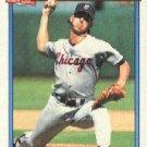 1991 Topps #396 Bobby Thigpen