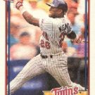 1991 Topps #748 Al Newman ( Baseball Cards )