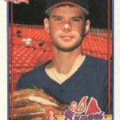 1991 Topps #753 Paul Marak ( UER Stats say drafted in Jan Baseball Cards )