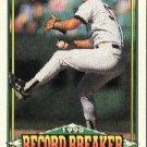 1991 Topps #8 Bobby Thigpen RB ( Baseball Cards )