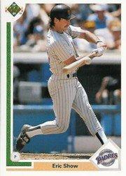 1991 Upper Deck #293 Eric Show