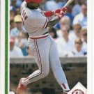 1991 Upper Deck #390 Craig Wilson RC