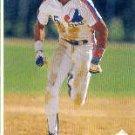 1991 Upper Deck #520 Otis Nixon