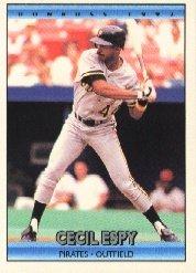 1992 Donruss #678 Cecil Espy
