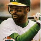 1992 Stadium Club #343 Willie Wilson ( Baseball Cards )