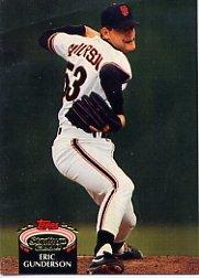 1992 Stadium Club #397 Eric Gunderson