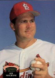 1992 Stadium Club #622 Joe Magrane ( Baseball Cards )