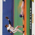 1993 Topps #108 Jose Lind