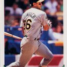 1993 Topps #18 Terry Steinbach ( Baseball Cards )