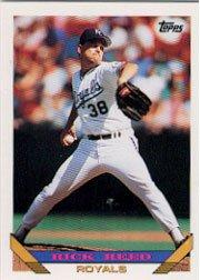 1993 Topps #212 Rick Reed ( Baseball Cards )