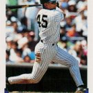 1993 Topps #330 Danny Tartabull ( Baseball Cards )