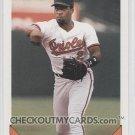 1993 Topps #55 Mark McLemore ( Baseball Cards )