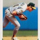 1993 Topps #639 Mike Bordick